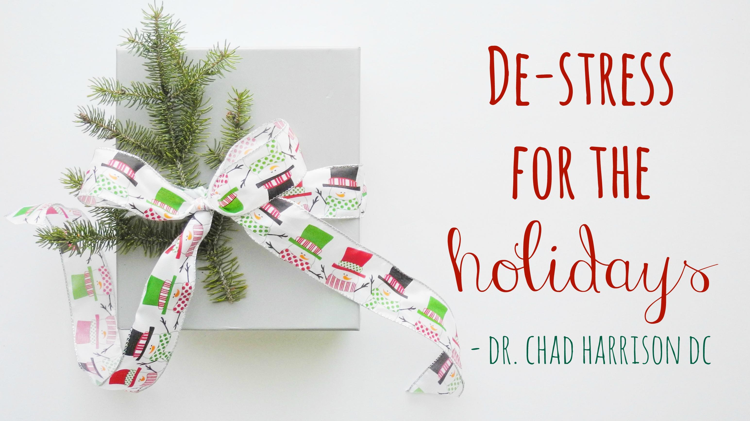 de-stress for the holidays (1)